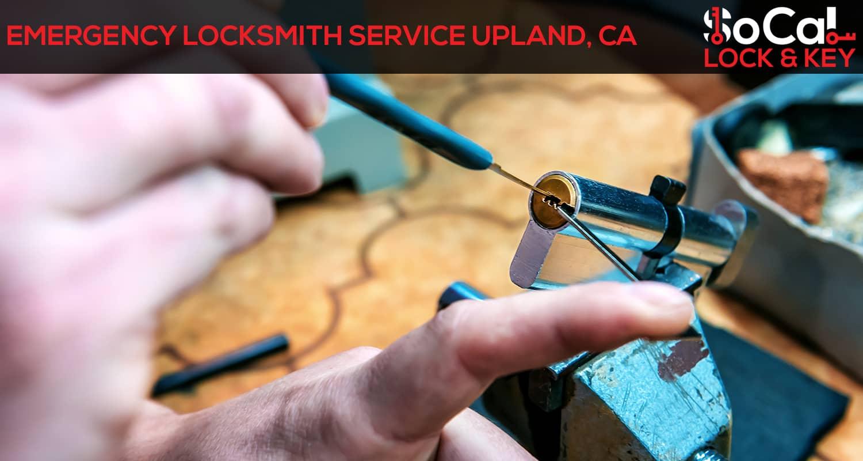 Emergency Locksmith Service Upland, CA
