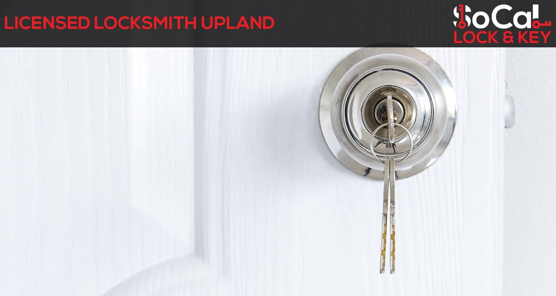 Licensed Locksmith Upland