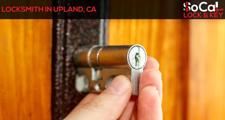 Locksmith in Upland CA
